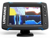 Обзор эхолота Lowrance Elite 7 Ti Mid/High/TotalScan