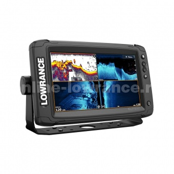 Эхолот-картплоттер Lowrance Elite-9 Ti2 with Active Imaging 3-in-1 (ROW)