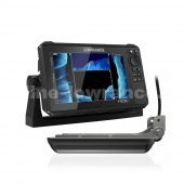 Эхолот-картплоттер Lowrance HDS-9 LIVE with Active Imaging 3-in- 1